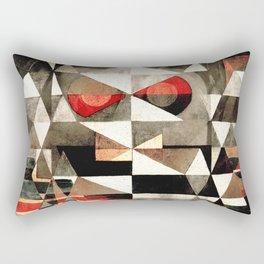 Occhi Civetta Rectangular Pillow