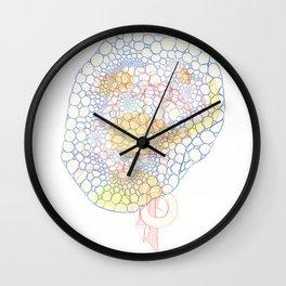 Imaging the brain Wall Clock