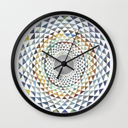 To Vincent Wall Clock