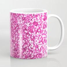 Pink sparkles Mug
