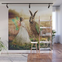 Waiting for the Bridegroom Wall Mural