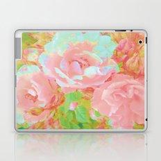 Vintage Rose Garden Laptop & iPad Skin