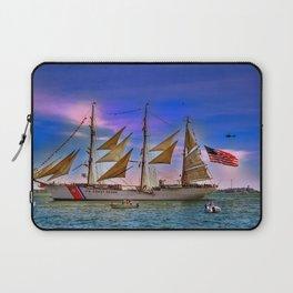 US Coast Guard Eagle. Laptop Sleeve