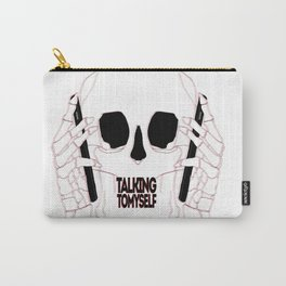 Talking to myself Carry-All Pouch