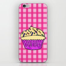Cupcake iPhone & iPod Skin