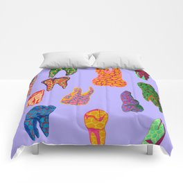 Teeth Comforters