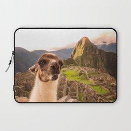 Llama #selfie Laptop Sleeve