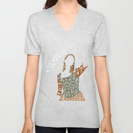 tara maclay under your spell buffy Unisex V-Neck