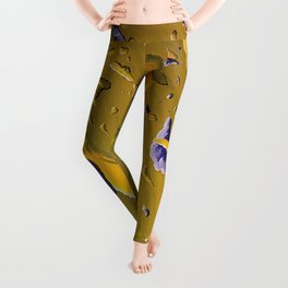 Emotional Space 1ish - Space, Panets, an Asteroids Leggings