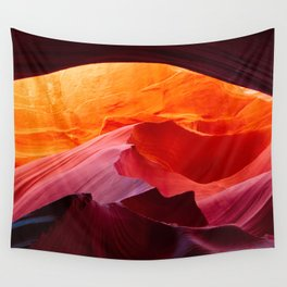 Leaving you behind Wall Tapestry