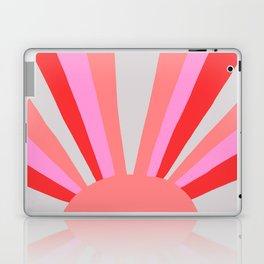 sunshine state, coral Laptop & iPad Skin