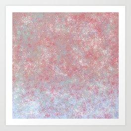 ♢ ICEberries ♢ Art Print