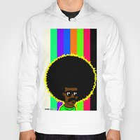 afro Hoodies featuring AFRO by watsonpablov