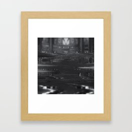 (CHROMONO SERIES) - CAMINO Framed Art Print