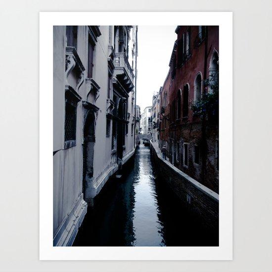 Narrows Art Print