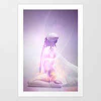 The End Of Me Art Print