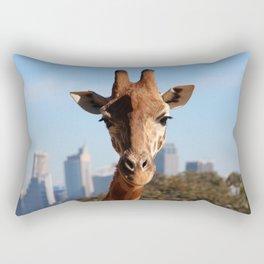 Sydney Urban Safari Rectangular Pillow