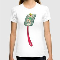 tinker bell T-shirts featuring Tinker Clash by Pixel Hero