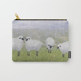 sheep and chicory Carry-All Pouch