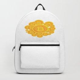 Bitcoins Backpack