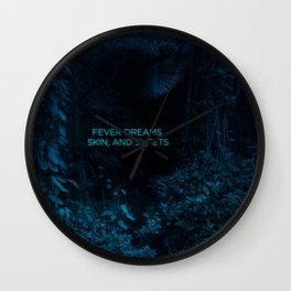 Fever Dreams Wall Clock