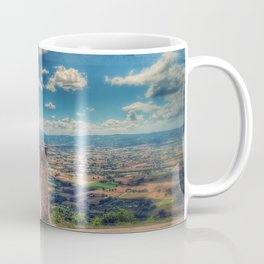 Castle, Assisi, Italia Coffee Mug