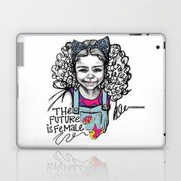 #STUKGIRL JORDYN Laptop & iPad Skin