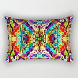 4 Square-303 Rectangular Pillow