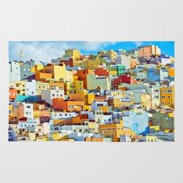 Las Palmas de Gran Canaria, Spain Rug