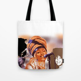Badu Tote Bag