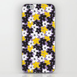 Wildflowers iPhone Skin
