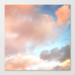 The Tamworth Sky Canvas Print