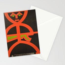 Plakat ospaaal journee de solidarite avec Stationery Cards