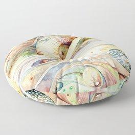 Biology Floor Pillow
