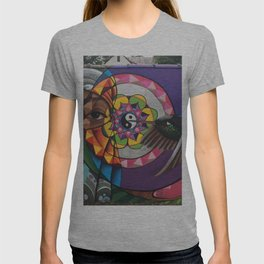 """A sweeter melody"" The fifth chakra T-shirt"