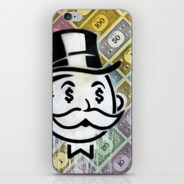 Another Day - Another Dollar iPhone Skin