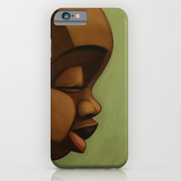 lula bell iPhone Case