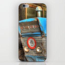 Ford iPhone Skin
