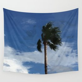 I stand alone Wall Tapestry