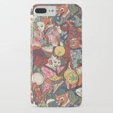 Night parade iPhone 7 Plus Slim Case