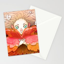 Fairy Queen Stationery Cards