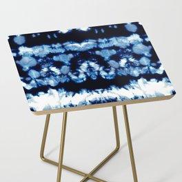 Tie-Dye Shibori Neue Side Table