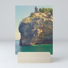 Some Sunny Day in Michigan Mini Art Print