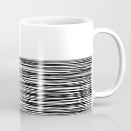 Weave pattern 1 Coffee Mug