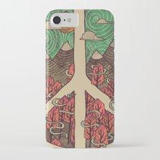 Peaceful Landscape iPhone 7 Slim Case