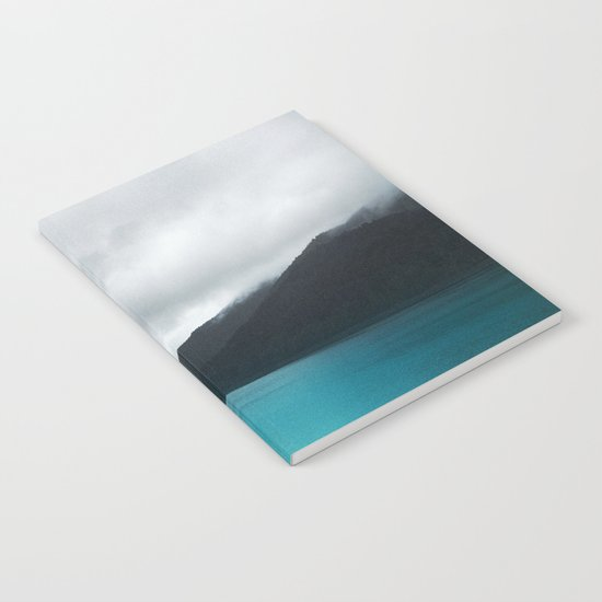 The Waters And The Wild Notebook