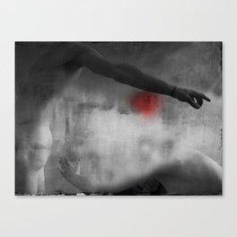 Come Inside Canvas Print