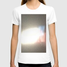 Abstracte Light Art in the Dark Version 30 T-shirt