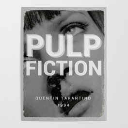 Pulp Fiction | Quentin Tarantino Poster