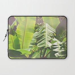 Banana Leaf Reverie Laptop Sleeve